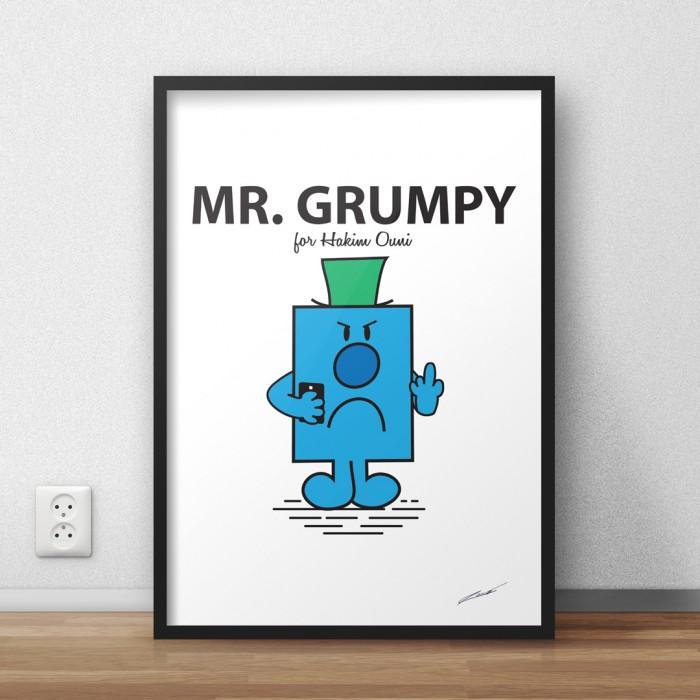 Mr GRUMPY - PERSO