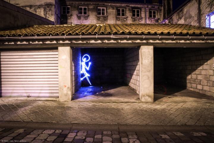LIGHTPAINTING - PERSO